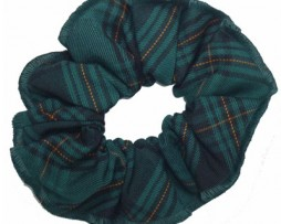 Girls Winter Scrunchie
