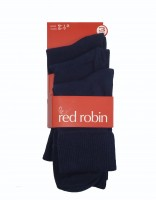 Navy Socks 3 pack