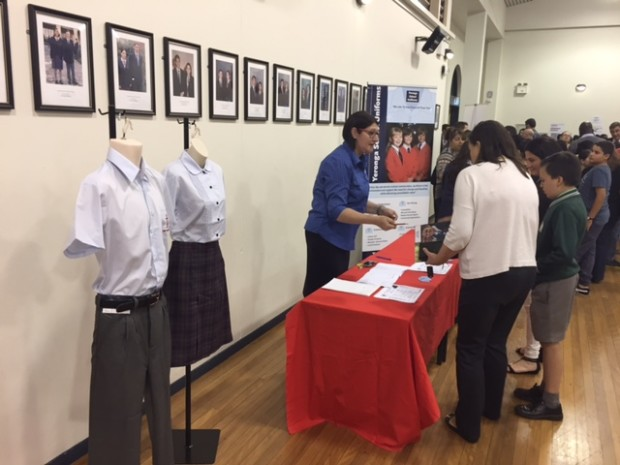 """Trinity Catholic College Partnership With Yeronga School Uniforms"""