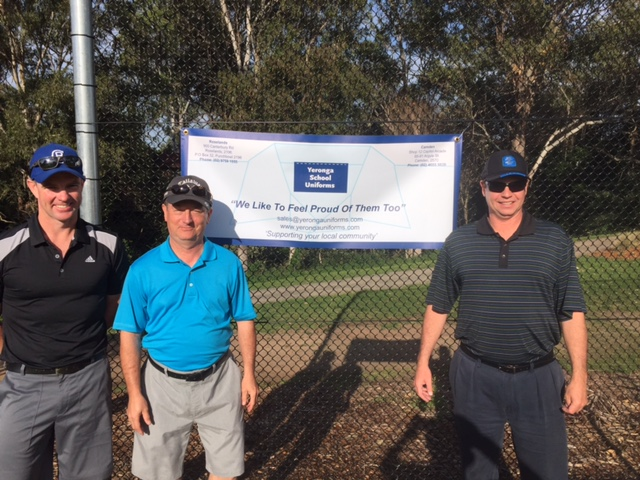 """Yeronga Sponsor Patrician Brothers Golf Day """